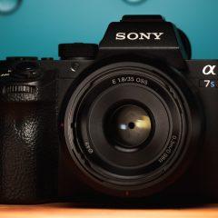 sony alpha mirrorless camera
