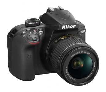 Nikon D3400 DSLR - Best DSLR Camera for Beginners