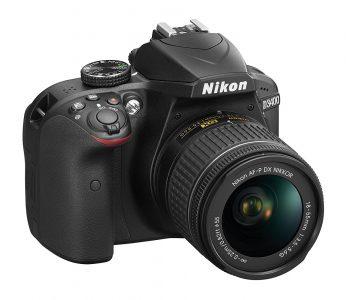 Nikon D3400 DSLR - Best DSLR Camera for Beginners