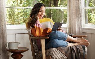 Amazon Kindle Oasis – The Ultimate Waterproof E-reader