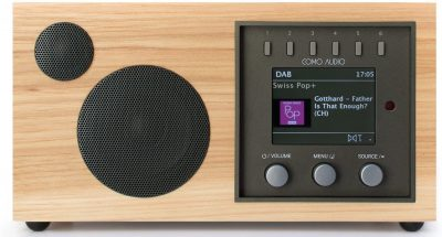 Como Audio: Solo - Wireless Music System with Internet Radio