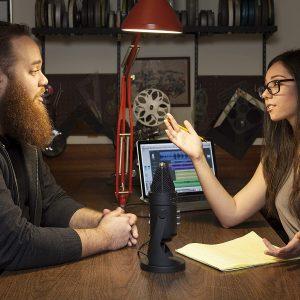 best studio microphone professional USB condenser microphone