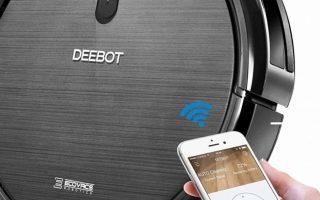 ECOVACS DEEBOT N79 vacuum cleaner bestseller