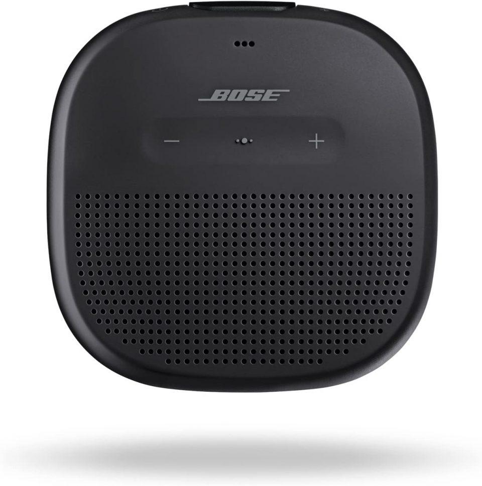 Bose SoundLink Micro- Small Portable Bluetooth Speaker (Waterproof)