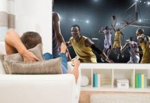 home theater tech gifts for dad