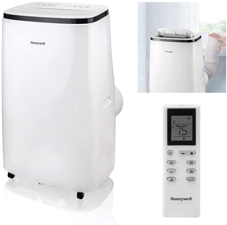 Honeywell 15,000 BTU Portable Air Conditioner with Dehumidifier & Fan