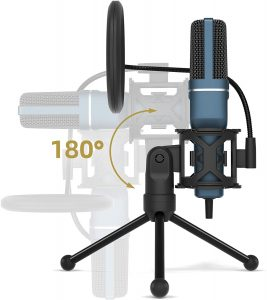 Tonor TC-777-microphone tilt