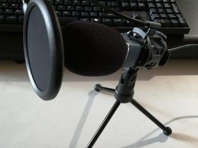 TONOR TC-777 microphone