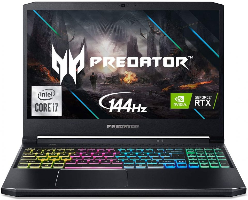 Best Gaming Laptop under 1500 - Acer Predator Helios 300 Gaming Laptop