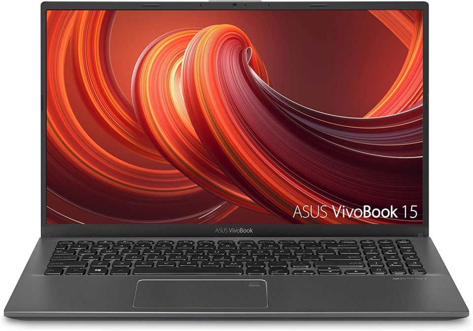 ASUS VivoBook 15 best laptop under 600