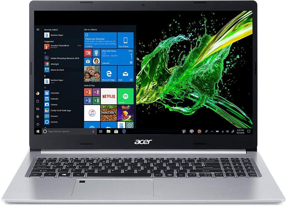 Acer Aspire 5 best laptop under 600