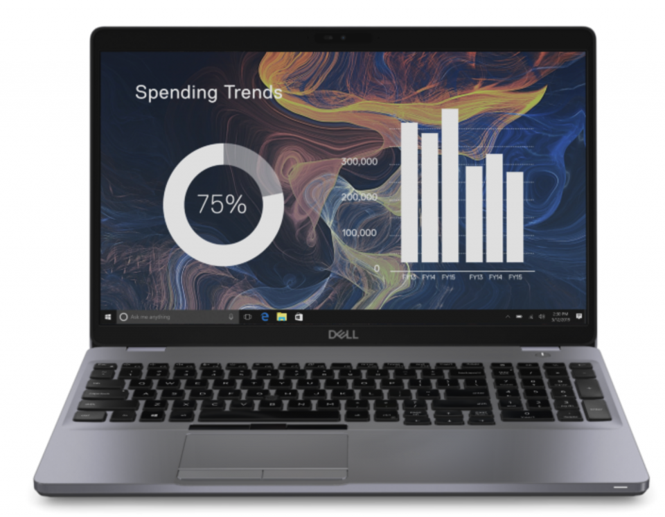Dell latitude 5500 laptop