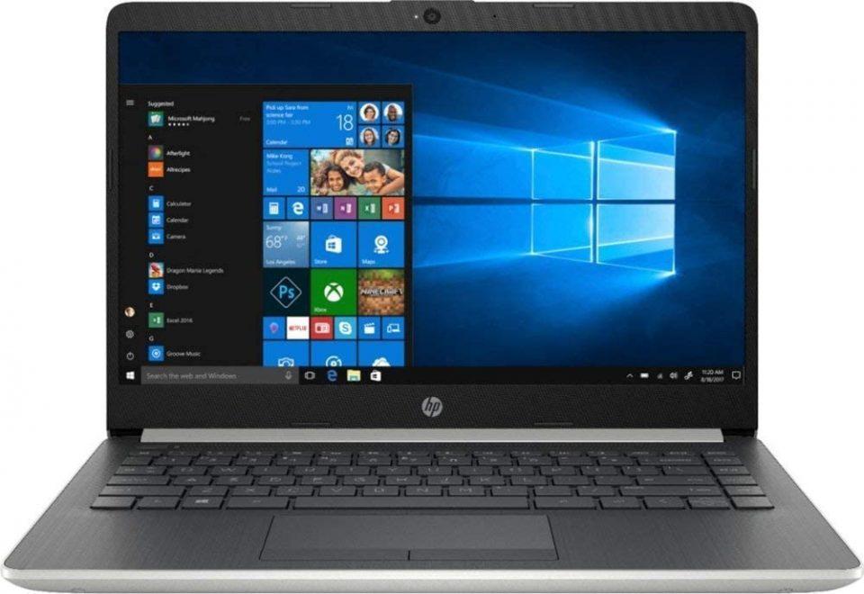 HP 14 inch laptop best laptop under 400
