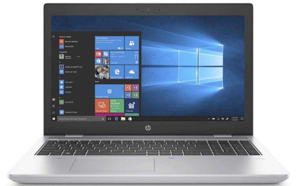 HP ProBook 650 G5 Business Laptop