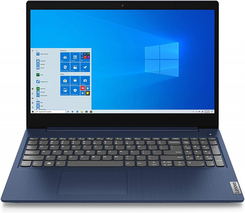 Lenovo IdeaPad 3 best laptop under 600