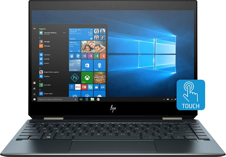 best 13 inch laptop - HP 13 inch laptop - HP Spectre x360