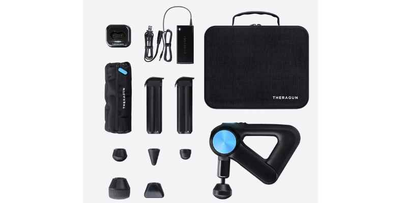 Theragun Pro what is included