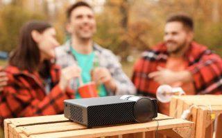 Best Outdoor Projector - Tech Gadgets Today