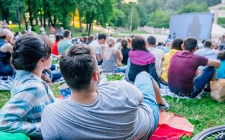 Best Outdoor Projector for Backyard Movie Theater