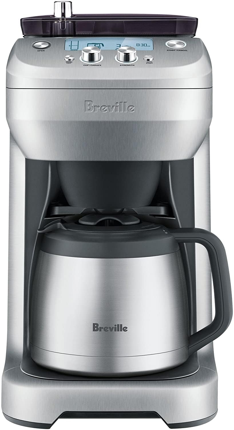 Breville Grind Control Grind and Brew Coffee Maker