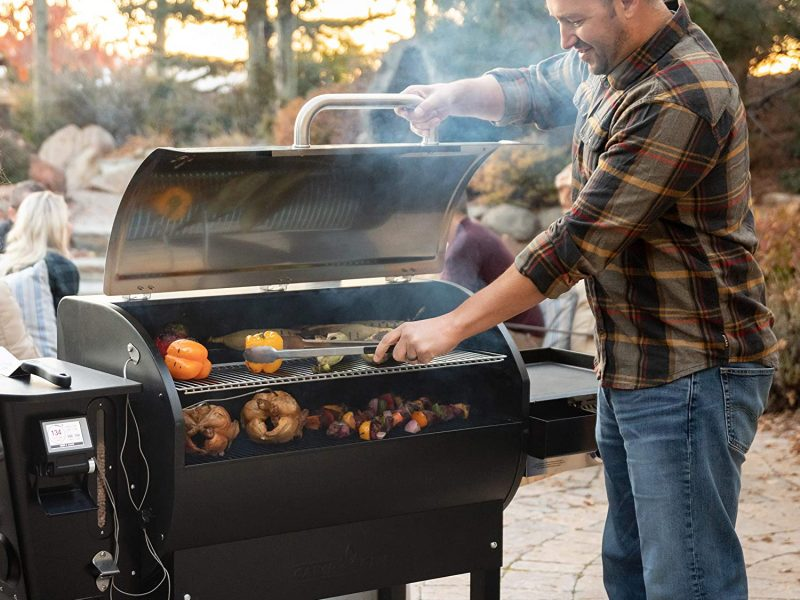 Camp Chef WiFi Woodwind Pellet Grill & Smoker