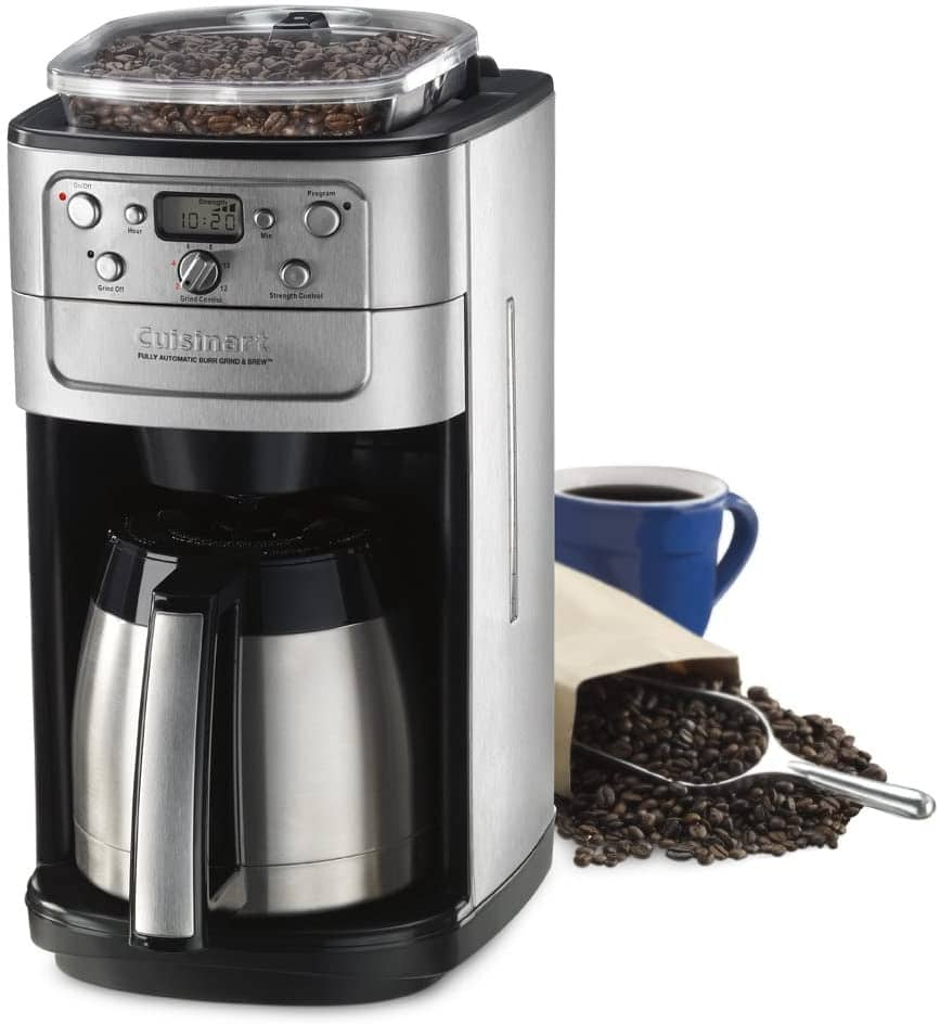 Cuisinart DGB-900BC Grind and Brew Coffee Maker