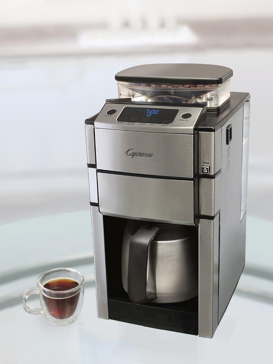 Jura Capresso Coffee TEAM PRO Plus Coffee Maker